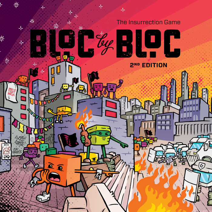 Bloc by Bloc: The Insurrection Game