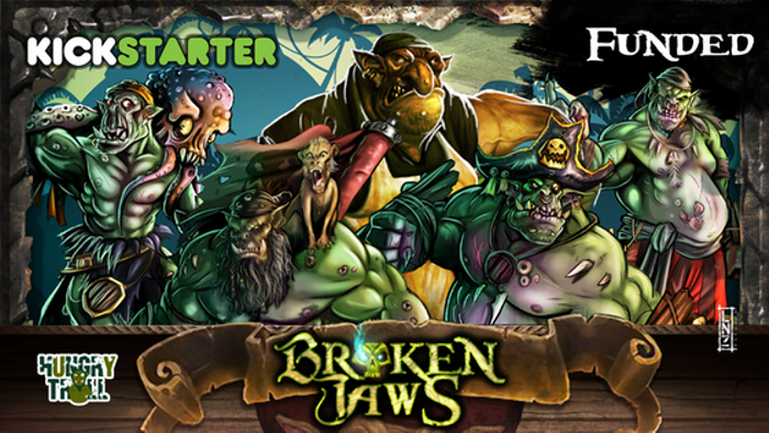 Broken Jaws Pirate Orks