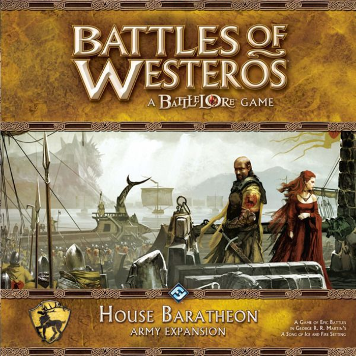 Battles of Westeros: House Baratheon Army Expansion
