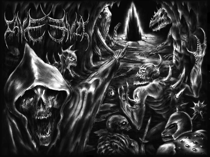 Cave Evil
