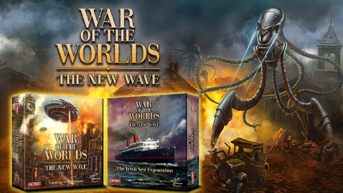 War of the Worlds: The New Wave Game