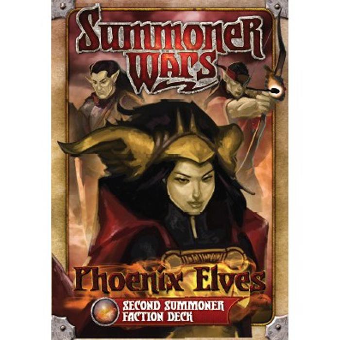 Summoner Wars: Phoenix Elves Second Summoner Deck