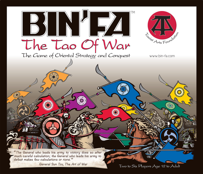 Bin'Fa: The Tao of War – The Game of Oriental Strategy and Conquest