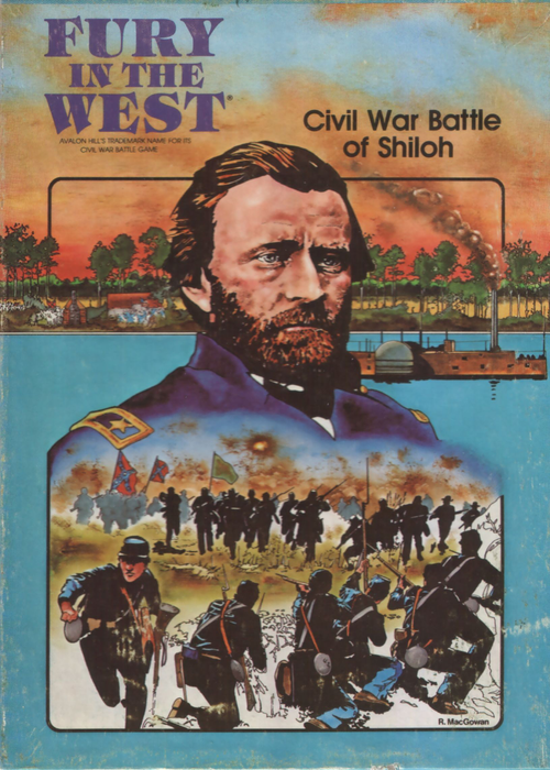Fury in the West