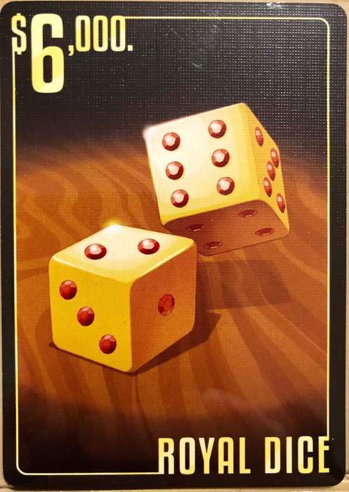 GoodCritters: Royal Dice Promo Card