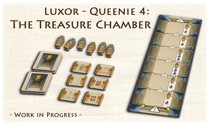 Luxor: Queenie 4 – The Treasure Chamber