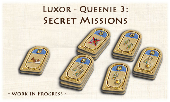 Luxor: Queenie 3 – Secret Missions