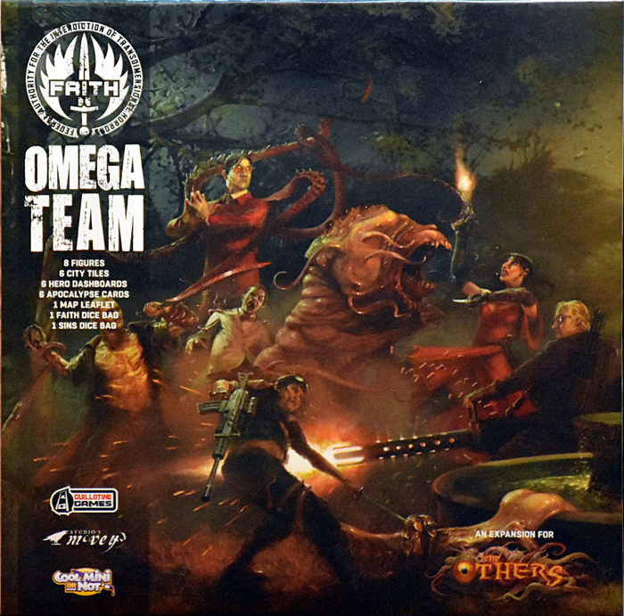 The Others: 7 Sins – Omega Team Expansion