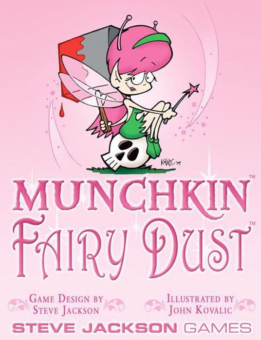 Munchkin Fairy Dust