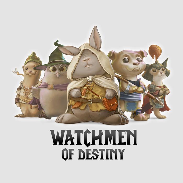 Watchmen of Destiny