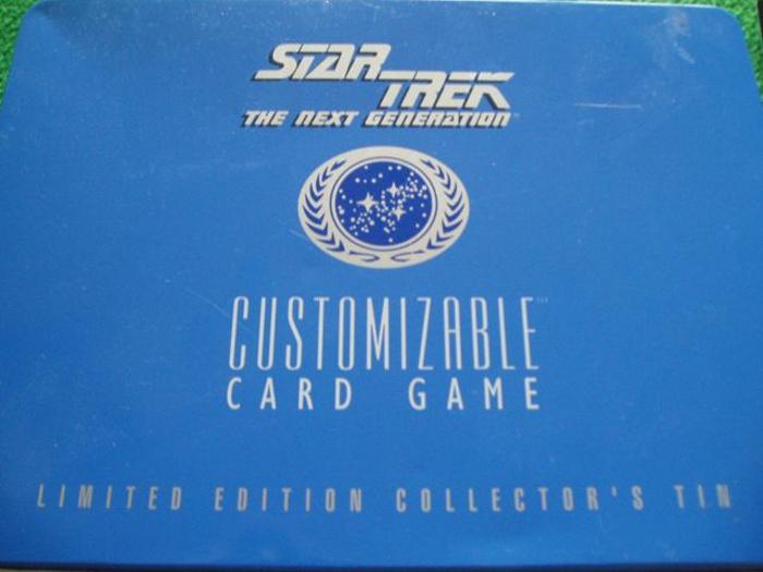 Star Trek: Customizable Card Game (first edition)