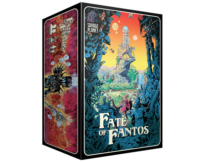 Savage Planet: The Fate of Fantos