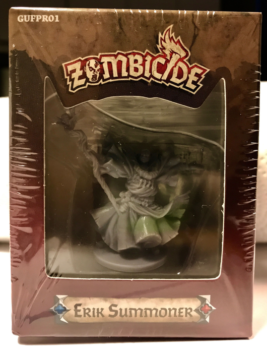 Zombicide: Black Plague – Erik Summoner