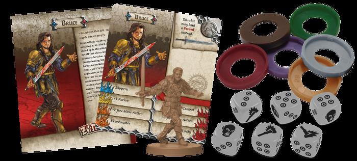 Zombicide: Black Plague – Game Night Kit 1