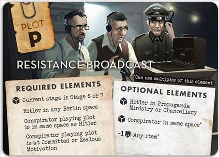 Black Orchestra: Resistance Broadcast Promo