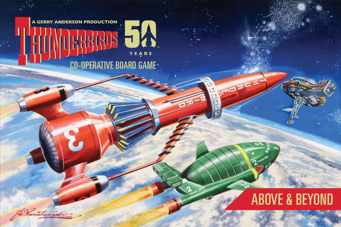 Thunderbirds: Above & Beyond
