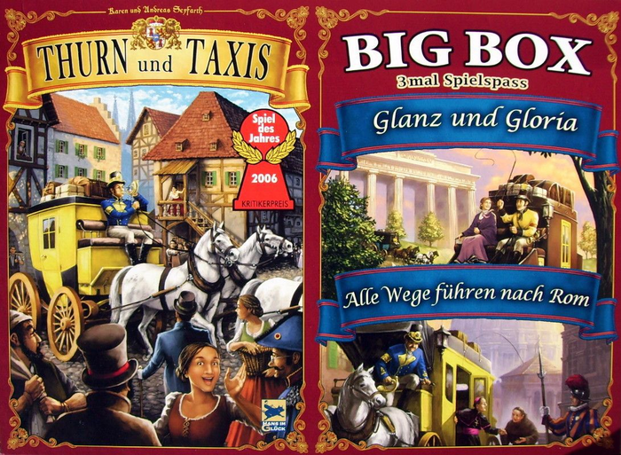Thurn und Taxis Big Box