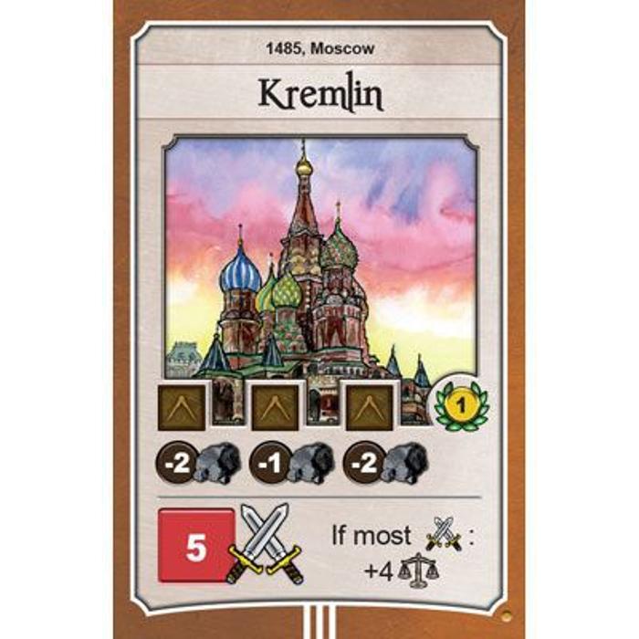 Nations: Kremlin promo card