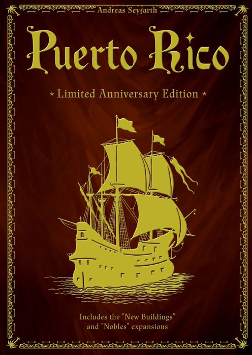 Puerto Rico: Limited Anniversary Edition