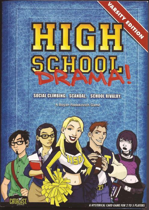 High School Drama: Varsity Edition