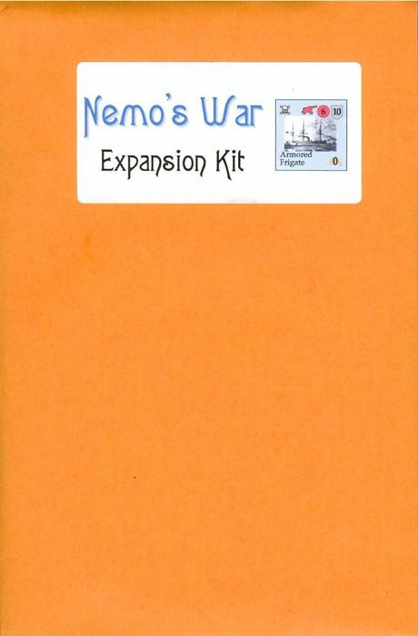 Nemo's War Expansion Kit