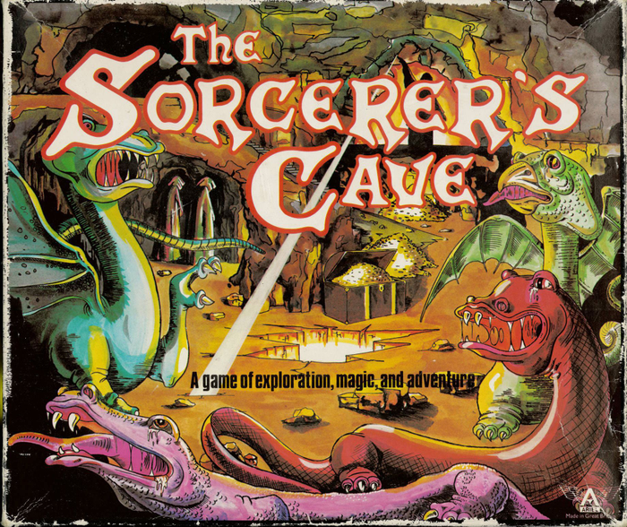 The Sorcerer's Cave