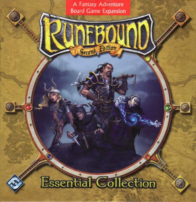 Runebound Essential Collection