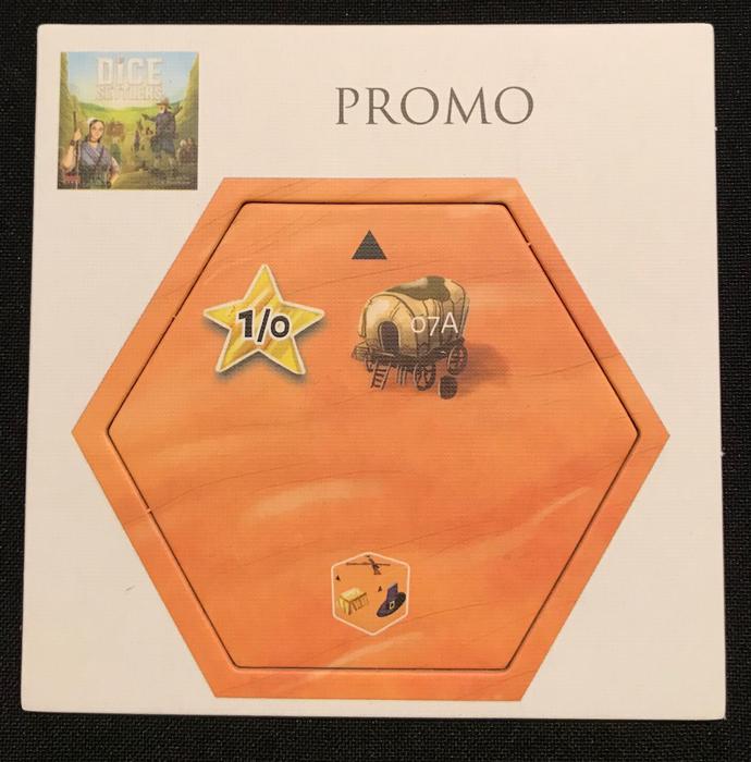 Dice Settlers: Teotihuacan Promo