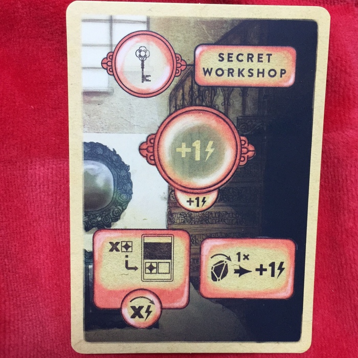 Trickerion: The Secret Workshop