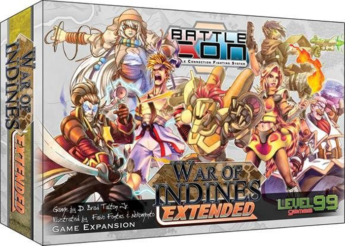 BattleCON: War of Indines Extended Expansion