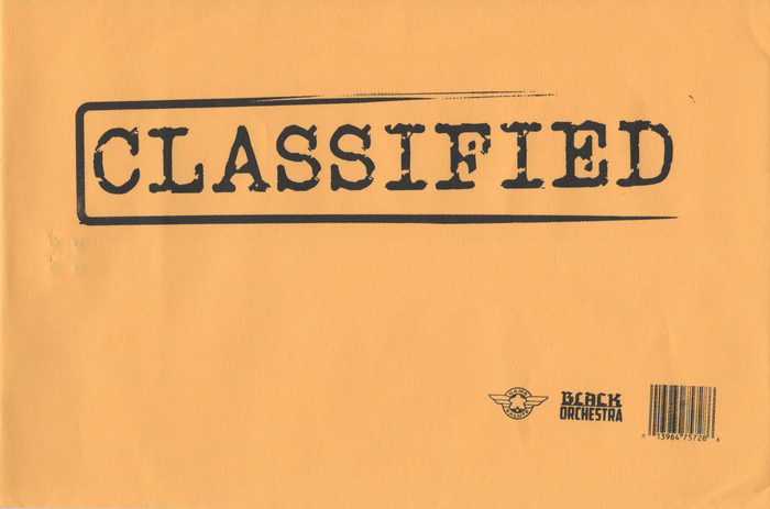 Black Orchestra: Classified Promo Pack