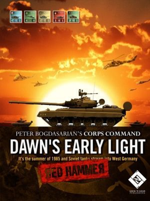 Corps Command: Dawn's Early Light – Red Hammer