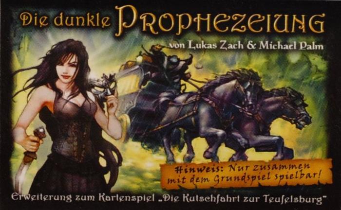Die dunkle Prophezeiung