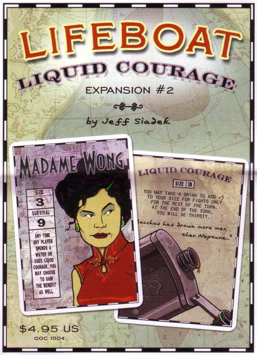 Lifeboat Expansion #2: Liquid Courage