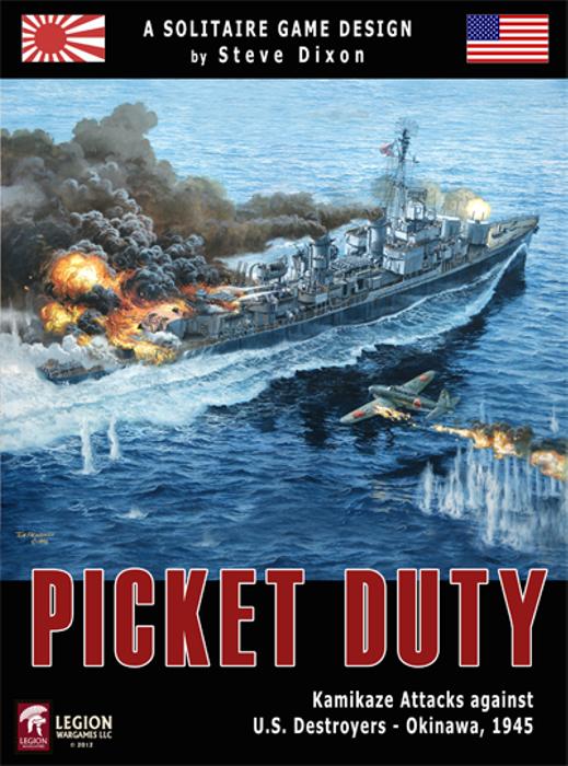 Picket Duty: Kamikaze Attacks against U.S. Destroyers – Okinawa, 1945