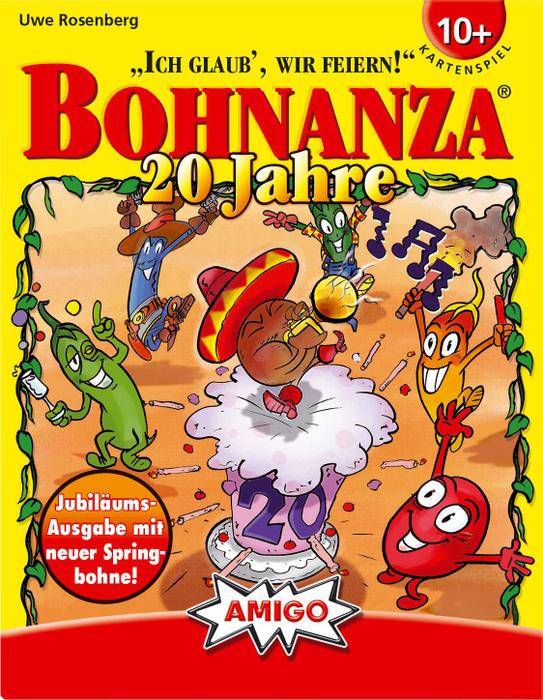 Bohnanza: 20 Jahre