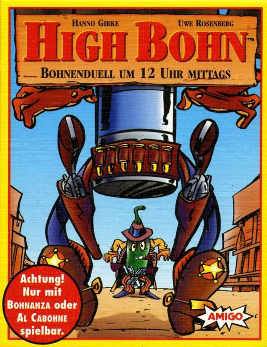 High Bohn: Bohnenduell um 12 Uhr mittags