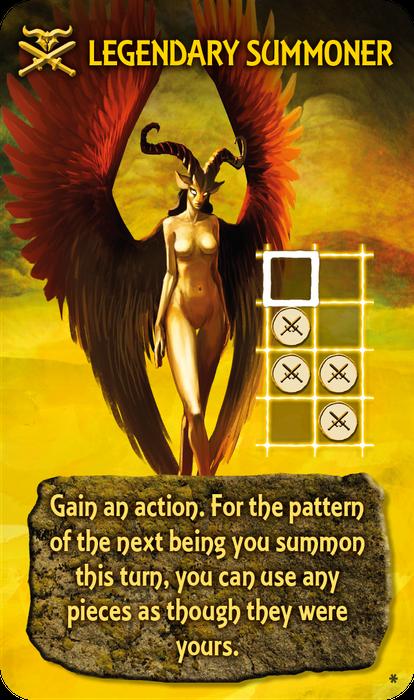 Tash-Kalar: Arena of Legends – Legendary Summoner Promo