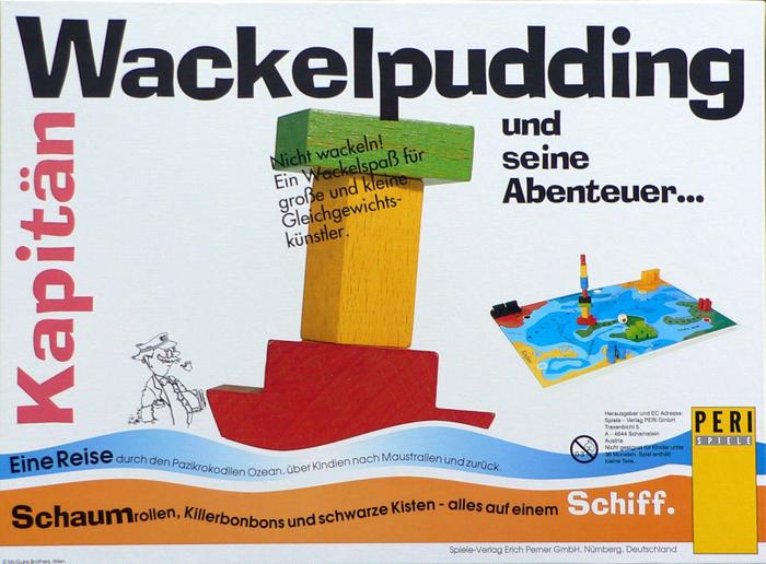 Kapitän Wackelpudding