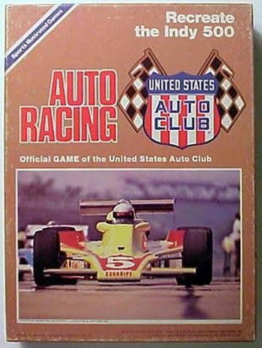 USAC Auto Racing
