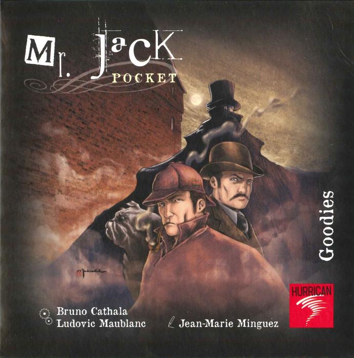 Mr. Jack Pocket: Goodies