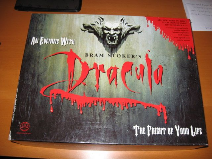 An Evening With Bram Stoker's Dracula