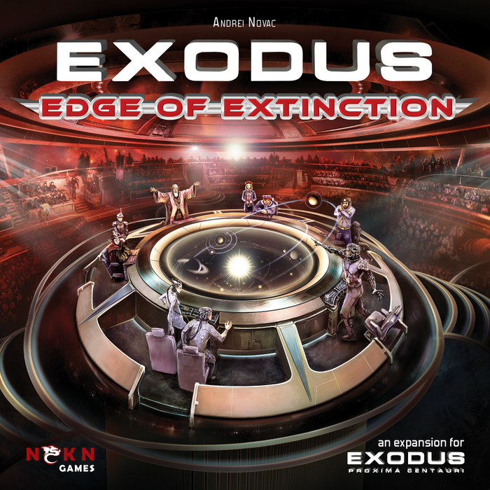 Exodus: Edge of Extinction – Kickstarter Edition