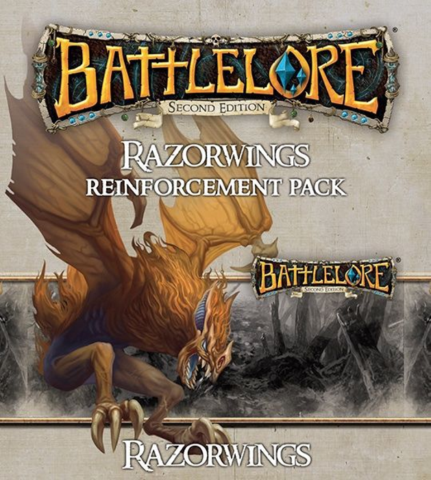 BattleLore (Second Edition): Razorwings Reinforcement Pack