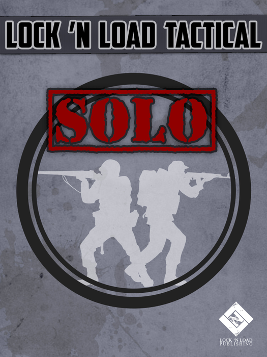 Lock 'n Load Tactical: Solo