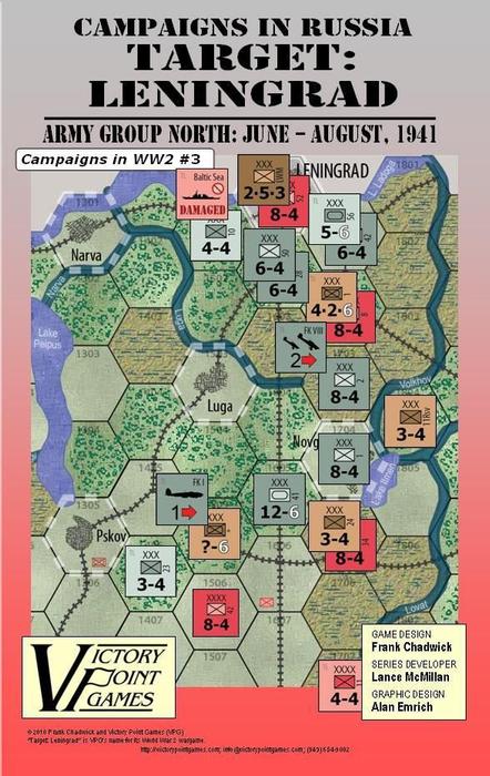Target: Leningrad