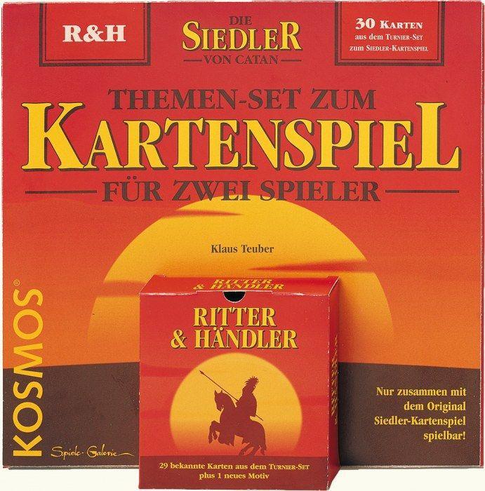 Die Siedler von Catan: Kartenspiel – Ritter & Händler