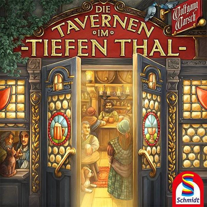 Die Tavernen im Tiefen Thal