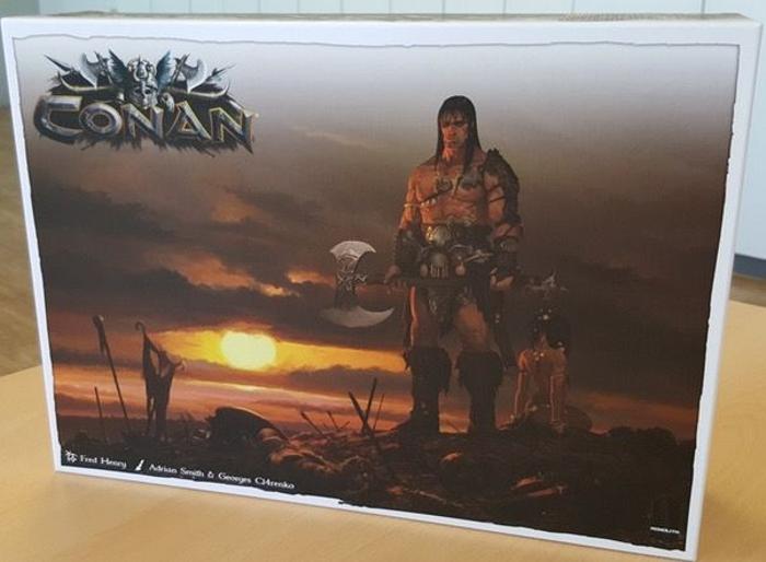 Conan: Collectors Box