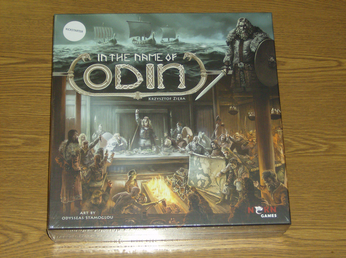 In the Name of Odin: Kickstarter Edition